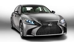 Lexus LS, exit le pépère, bonjour le luxe sportif !
