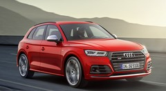 L'Audi SQ5 arrive avec ses 354 ch et 500 Nm
