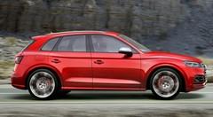 Salon de Detroit 2017 - Audi SQ5: avec V6 essence