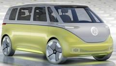 Volkswagen ID Buzz, le Combi électrique et autonome