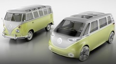 Volkswagen Showcar I.D. BUZZ : le Combi version autonome et électrique ?