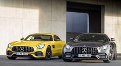 Mercedes-AMG GT : plus de puissance et une version GT C de 557 ch