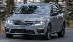 Essai Skoda Octavia RS 2.0 TDI 4×4 Combi : La success story continue !