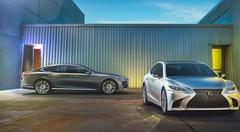 La Lexus LS fait peau neuve