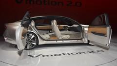 Nissan Vmotion 2.0 : la super Prius de Nissan ?