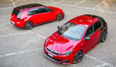 Essai Volkswagen Golf GTI Clubsport vs Peugeot 308 GTi