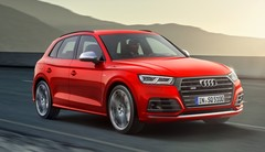 Audi SQ5 TFSI : Passage à l'essence !