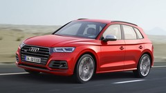 L'Audi SQ5 essence 2017 s'invite en France