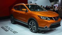 Nissan Rogue Sport : le Qashqai en vedette américaine à Detroit 2017
