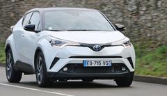 Essai Toyota C-HR : L'hybride dans lequel vous aimerez vous afficher