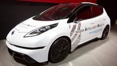 Une deuxième génération de Nissan Leaf semi-autonome