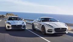La Jaguar F-Type fait sa mue