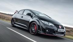 Honda Civic Type R : une Black Edition pour boucler la boucle