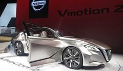 Le concept Vmotion annonce les futures berlines Nissan