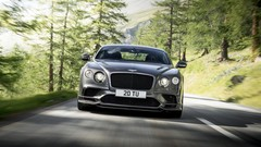 Bentley : des motorisations hybrides rechargeables sur toute la gamme