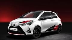 Toyota Yaris : restyling et sportive pour Genève