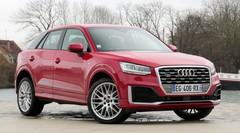Essai Audi Q2 2,0 TDI 190 Quattro S Tronic 7 (2017) : fer de lance en métal précieux