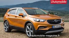 Un grand SUV chez Opel à l'horizon 2019