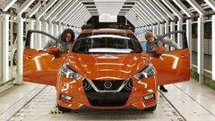 Nissan Micra 2017 : la production de la nouvelle Micra lancée à Flins