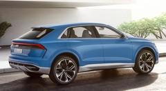 Audi Q8 : le concept avant la série