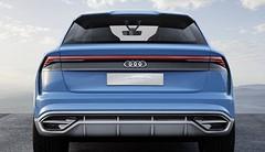 Hybride rechargeable, la Q8 sera t-elle la plus belle Audi ?