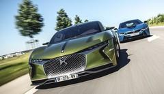 Essai comparatif : la DS e-Tense face à la BMW i8