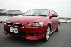 Essai Mitsubishi Lancer