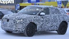 Jaguar E-Pace : le petit SUV Jaguar s'ébroue dans la neige