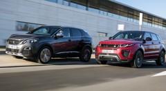 Essai : Le Peugeot 3008 GT défie le Land Rover Evoque !