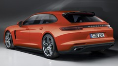 Porsche Panamera Sport Turismo 2017 : le break Panamera sera à Genève