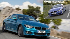 Apprenez à reconnaître la BMW Série 4 restylée