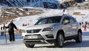 Essai Seat Ateca TDI 150 4Drive 2017 : L'Ateca déplace des montagnes !