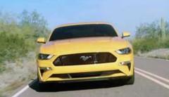 Facelift pour la Ford Mustang