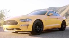 La Ford Mustang restylée 2017 se dévoile en images