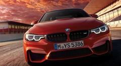 BMW M4 (2017) : légères retouches pour les M4 Coupé et M4 Cabriolet