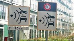 Des nouveaux panneaux pour annoncer les radars