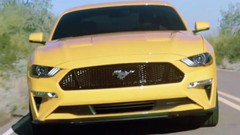 Voici la Ford Mustang restylée