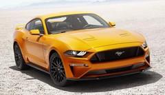 Ford Mustang 2017 : Vidéo, photos et infos officielles