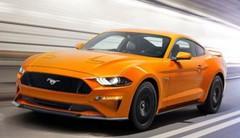 Ford Mustang : les détails du facelift