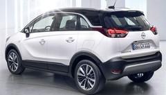 Opel Crossland X : Meriva en SUV