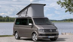 Essai Volkswagen California : L'évasion fiscale