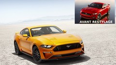 Déjà un restylage pour la Ford Mustang