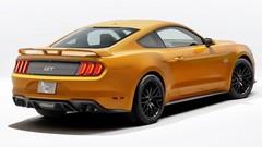 Ford Mustang restylée : un peu plus de puissance et de technologie