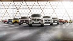 Le marché européen en hausse de 6,8 % en 2016, Renault de nouveau vice-champion