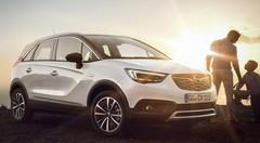 Opel Crossland X : Le nouveau Meriva, version SUV