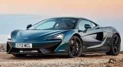 Essai McLaren 570GT