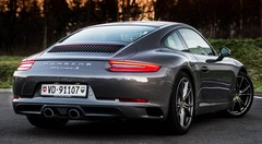 Essai Porsche 911 Carrera S