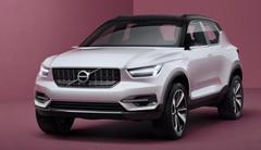 Salon de Shanghai 2017 : Le Volvo XC40 y sera dévoilé