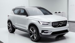 Volvo devrait dévoiler son XC40 en avril au salon de Shanghai