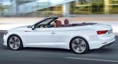 Audi A5 Cabriolet 2017 : des prix à partir de 48 900 euros